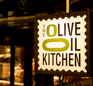 THE OLIVE OIL KITCHEN